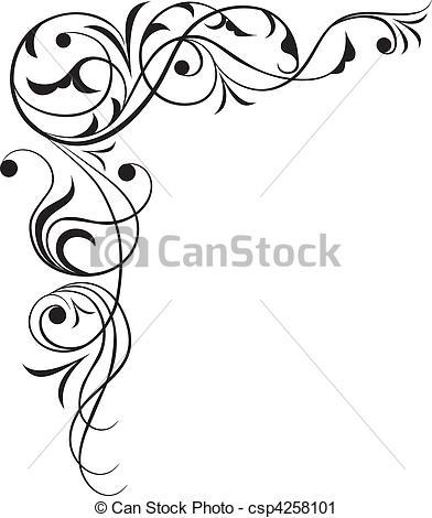 392x470 Corner Clipart And Stock Illustrations. 166,111 Corner Vector Eps