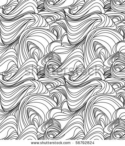 402x470 Looking For Some Fabric That Has Abstract Lines In Black And White