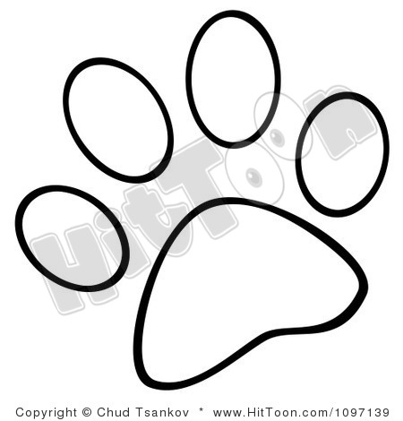 450x470 Puppy Clipart Line Drawing