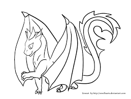 258x195 Image Result For Dragon Line Drawing Dragons Dragons