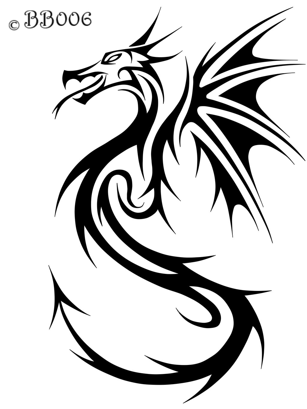 1024x1365 Dragon Scroll Saw Ideas Dragons, Tribal Lion