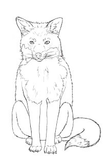 213x320 How To Draw A Fox