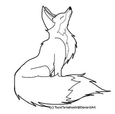 386x381 Image Result For Fox Tattoo Ideas Foxes, Drawings