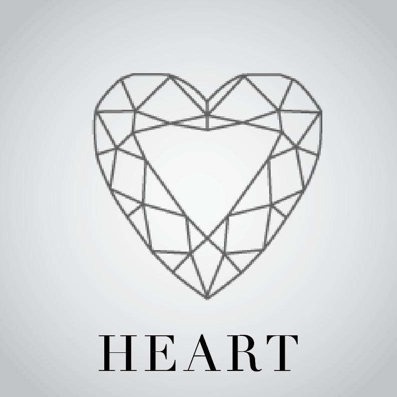 792x792 Heart Ledeen Diamond Co