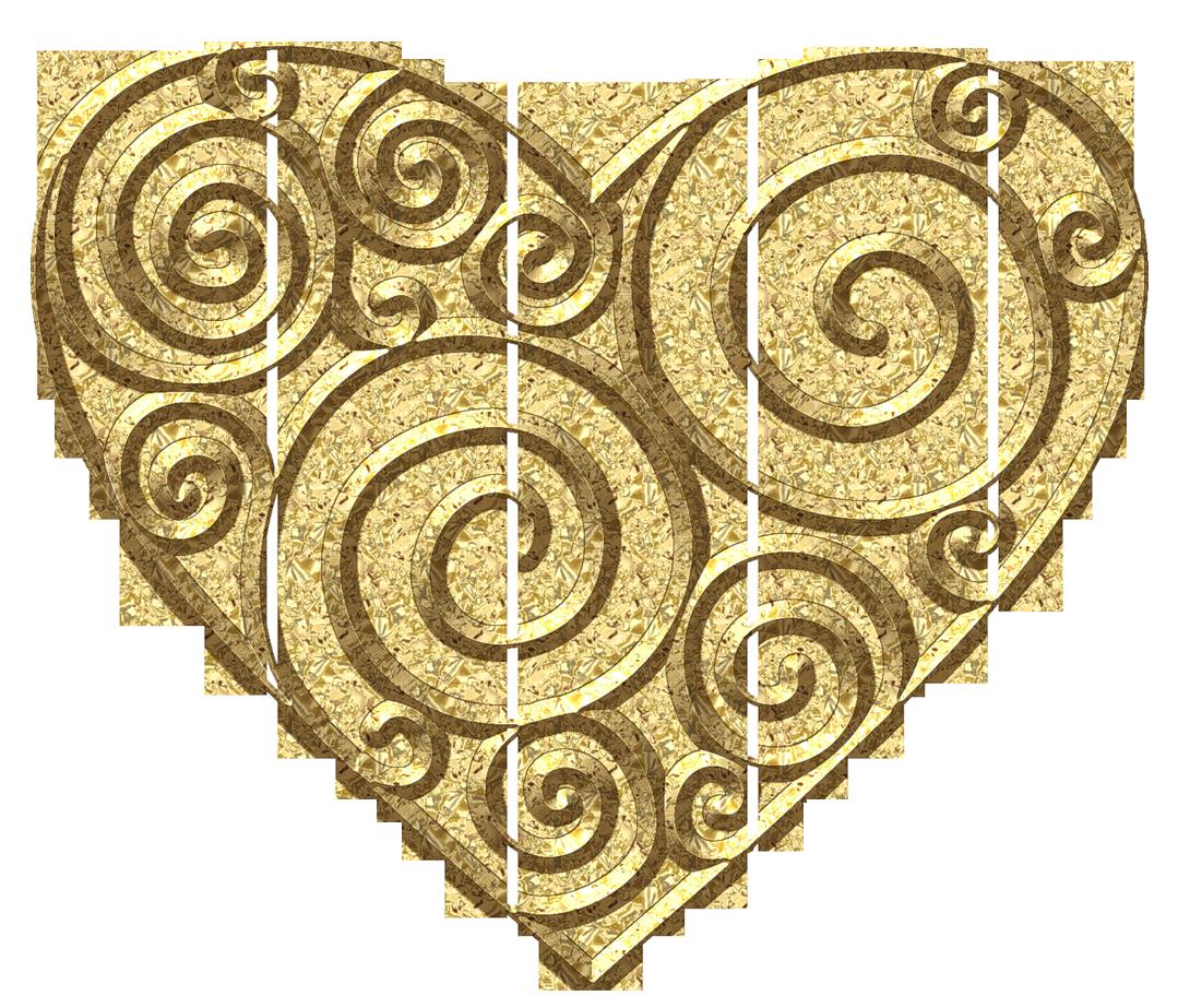 1079x923 Hearts Clipart Line Art