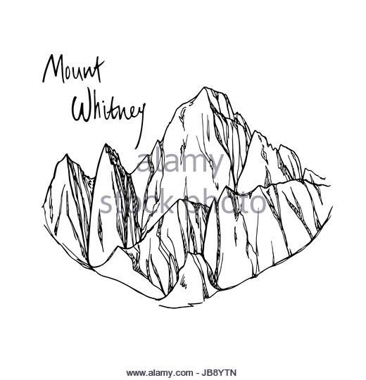 520x540 Drawing Climbing Mountain Stock Photos Amp Drawing Climbing Mountain