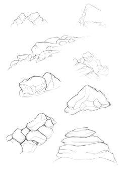236x333 Rendering Rock Drawings. Please Also Visit Www