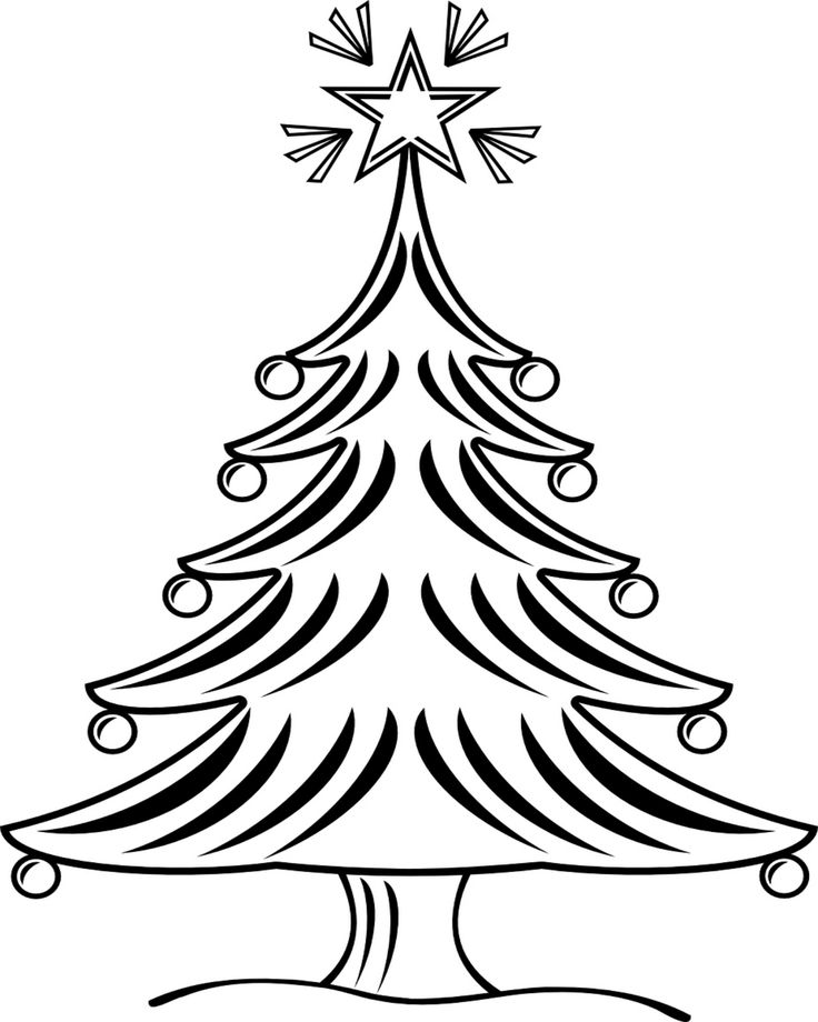 736x920 Christmas Images Line Drawings Fun For Christmas
