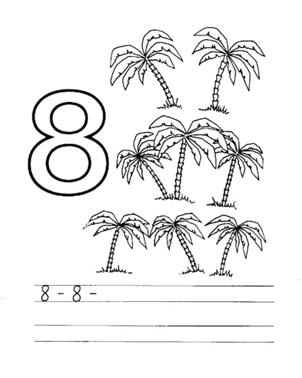 600x751 Palm Tree Coloring Pages Date Palm Tree Coloring Pages Line