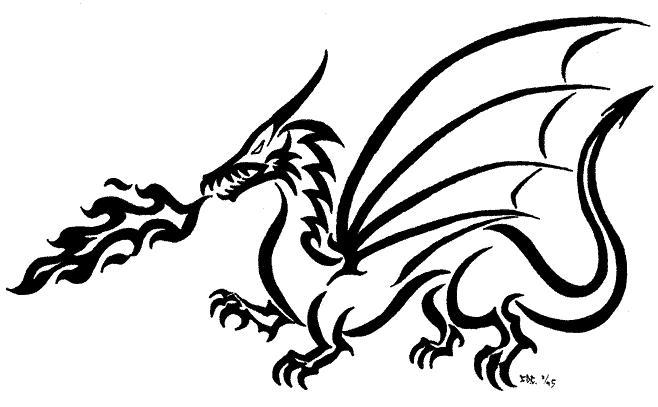 658x407 Dragon Tattoos On Dragon Tattoo Designs Dragon Tattoo