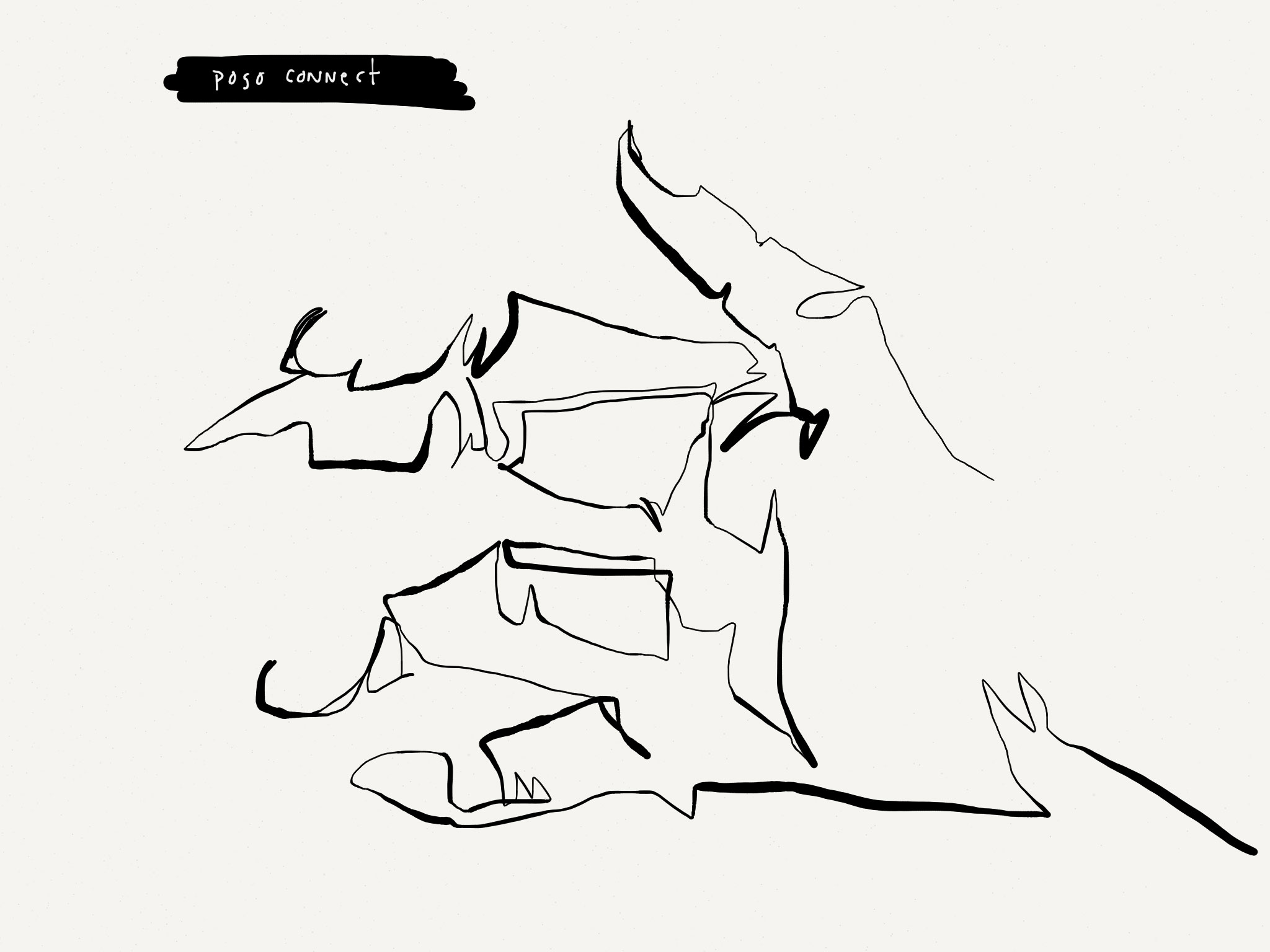 2048x1536 Mastering Paper By Fiftythree Contour Line Drawing Made Mistakes