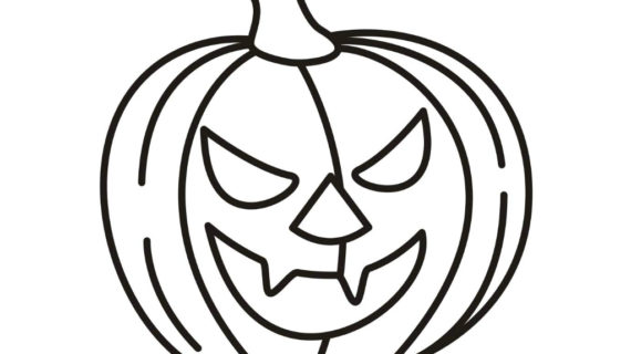 570x320 Pumpkin Drawing Kids Free Printable Pumpkin Coloring Pages