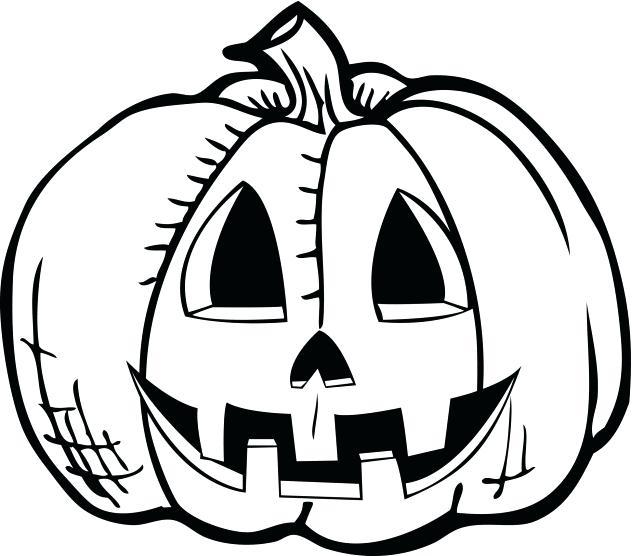 632x556 Pumpkin Drawing Vector Hand Drawn Pumpkins And Leaves Autumn