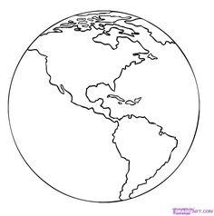 236x238 Cartoon Earth Drawing Arts And Crafts Cartoon