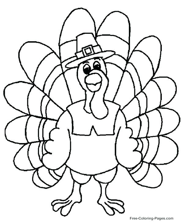 618x728 Thanksgiving Color Pages Free Trend Happy Thanksgiving Coloring