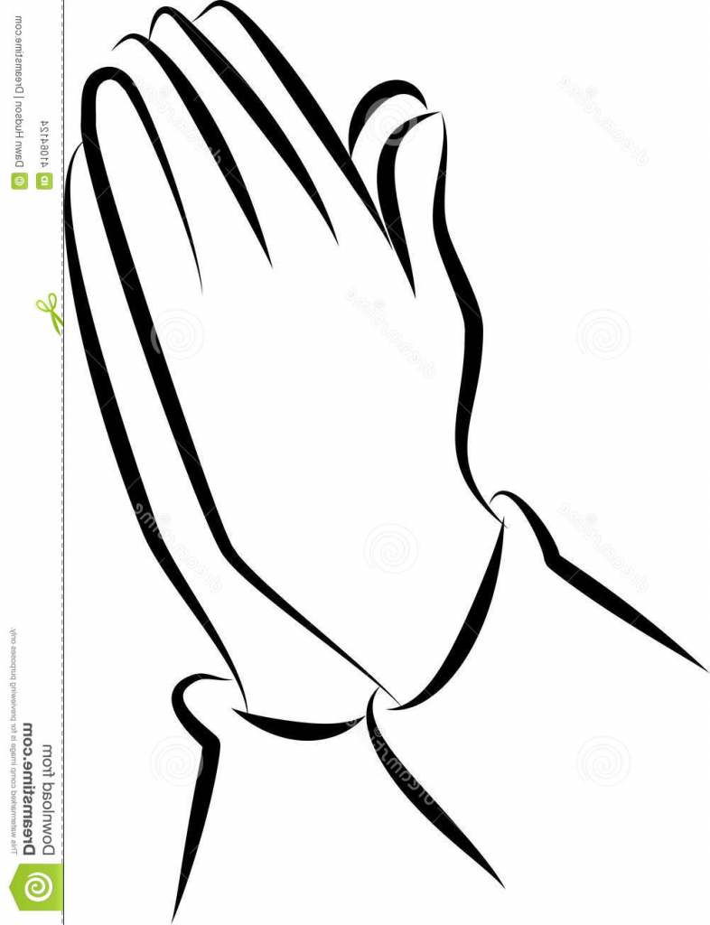 786x1024 Hands Praying Drawing Praying Hands Clip Art Simple Black White