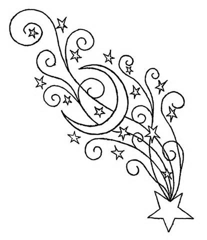 414x480 Beautiful Shooting Stars Tattoo Ideas And Meanings