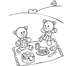 230x230 Coloring Pages Teddy Bear Coloring Pages Elegant 13 In Line