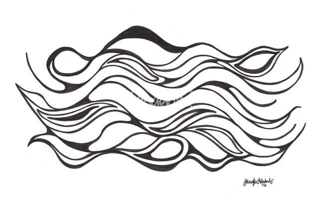 650x421 Stunning Black And White Waves Artwork For Sale On Fine Art Prints