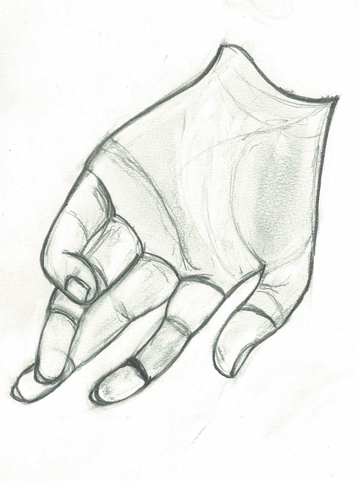 1195x1600 Kris Art Works Hand Line Drawing
