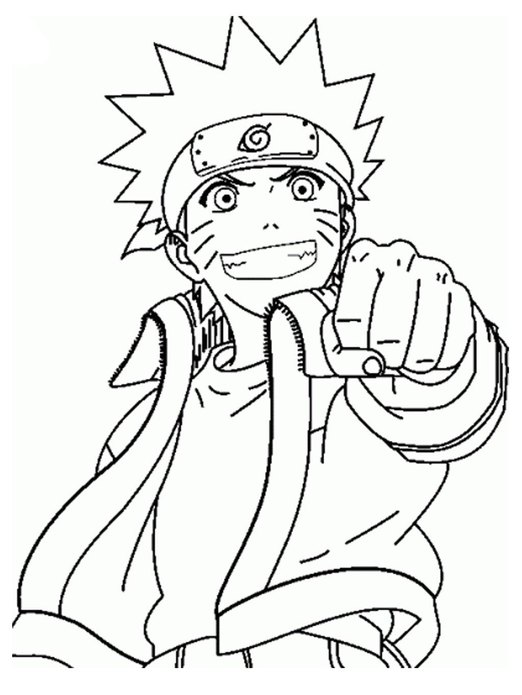 1024x1365 Naruto Line Art By Roxasrealm