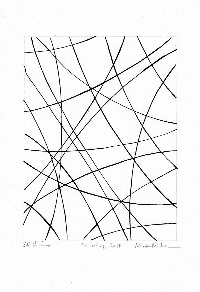 Lines Drawing