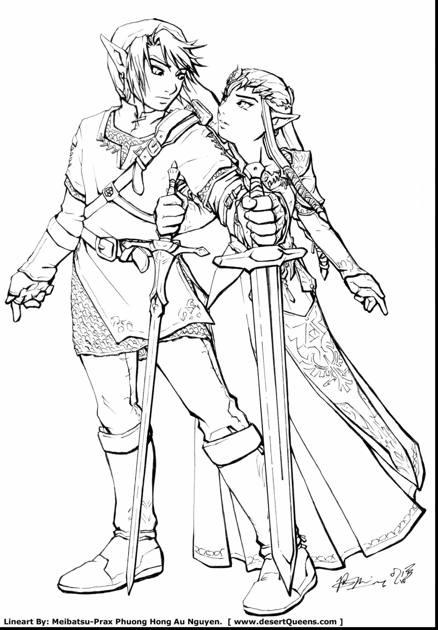 1532x2200 The Legend Of Zelda Coloring Pages Cartoon General Link Legend