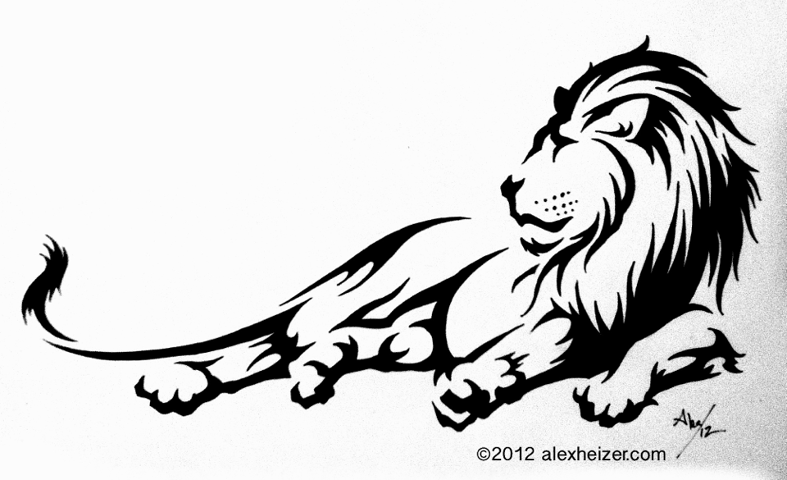 787x480 Love It Tattoo Tattoo, Lions And Tatting