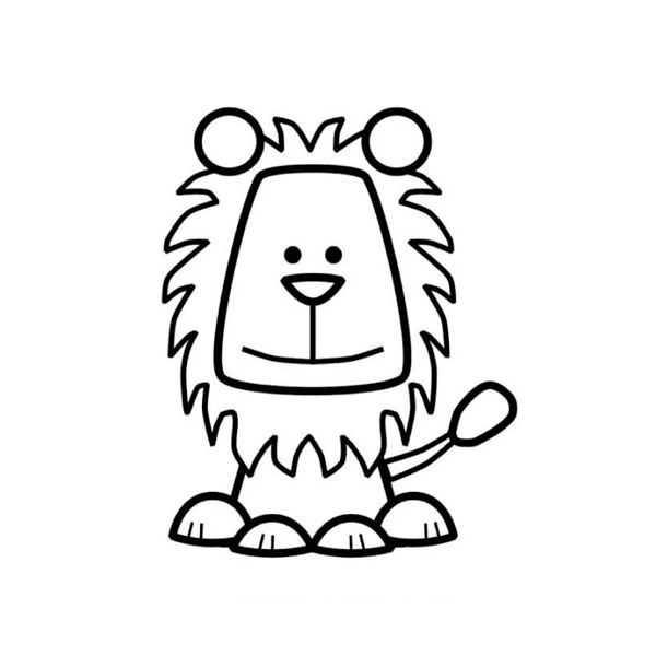 600x600 In Like A Lion, Out Like A Lamb March Craft For Preschool