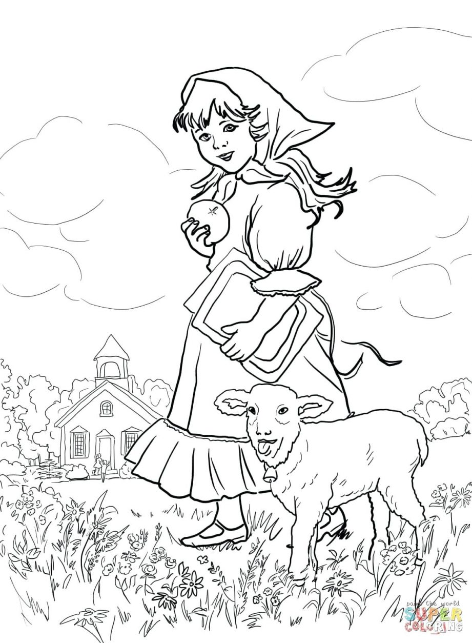 921x1254 Lion And Lamb Coloring Pages