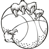 200x200 Lion Claw Clipart
