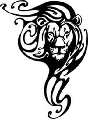 289x388 Lion Tattoo Designs