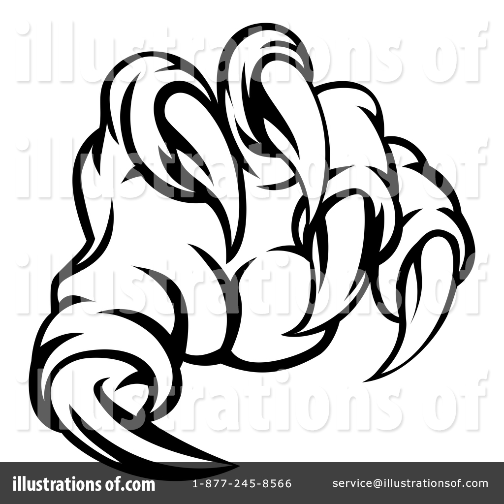 1024x1024 Claw Clipart