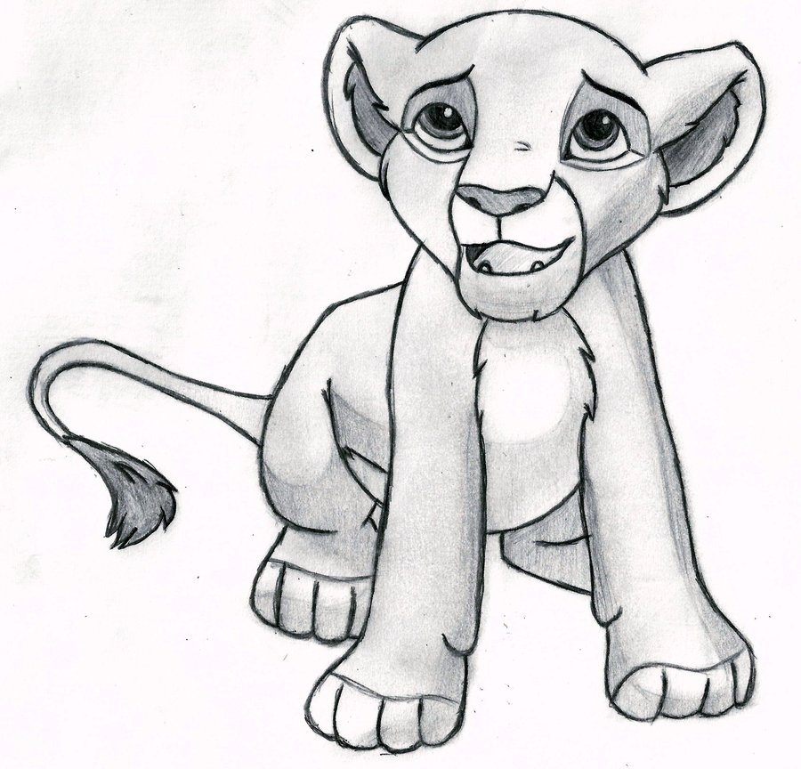 900x864 The Lion King Drawing Tutorial Tags The Lion King Drawing Autumn