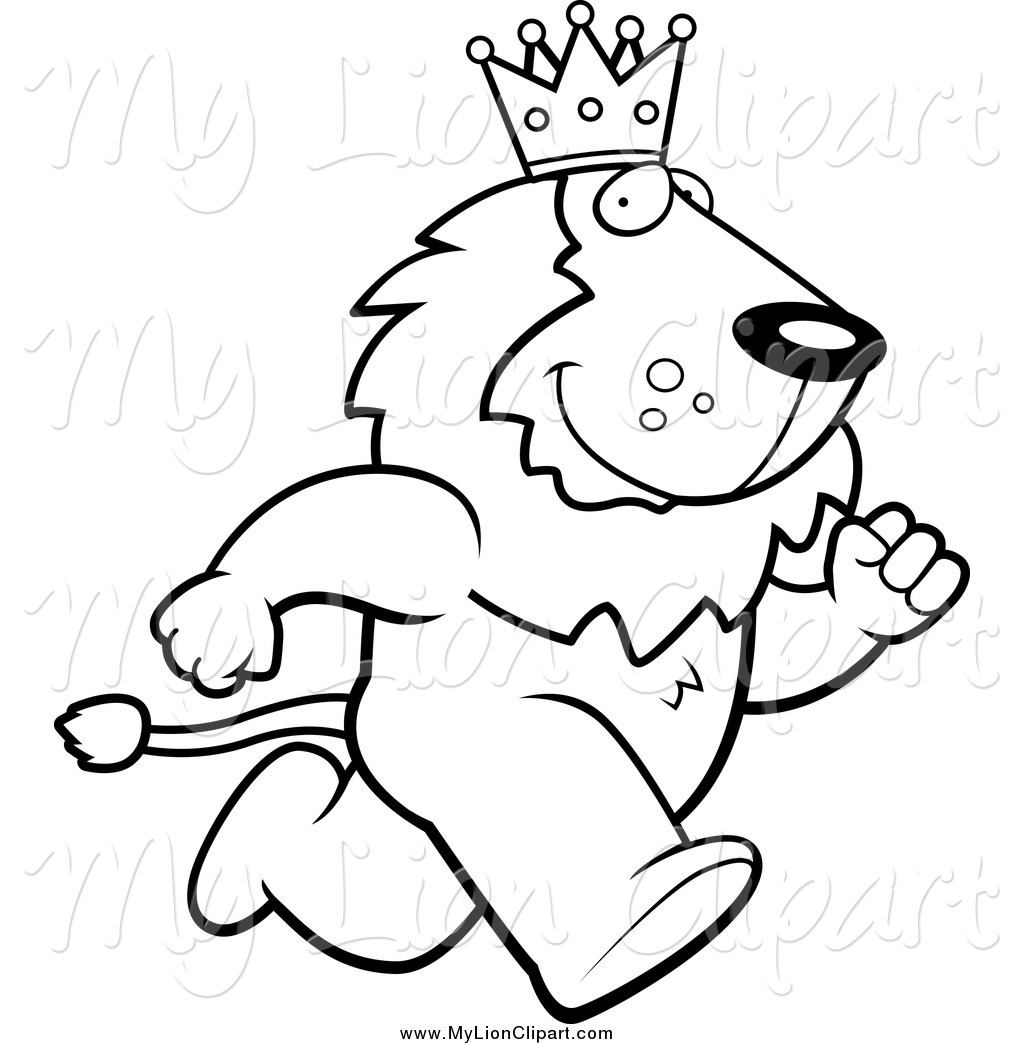 1024x1044 Lion Clipart Black And White