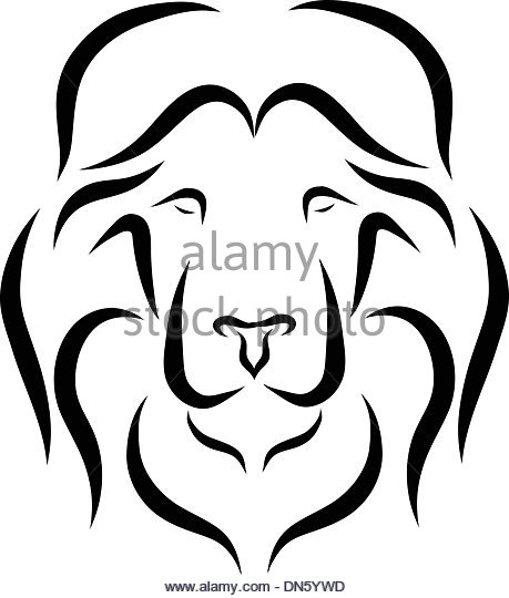 459x540 Lion Roar Black And White Stock Photos Amp Images
