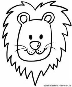 249x300 Lion Face Coloring Sheet Worm Coloring Sheet
