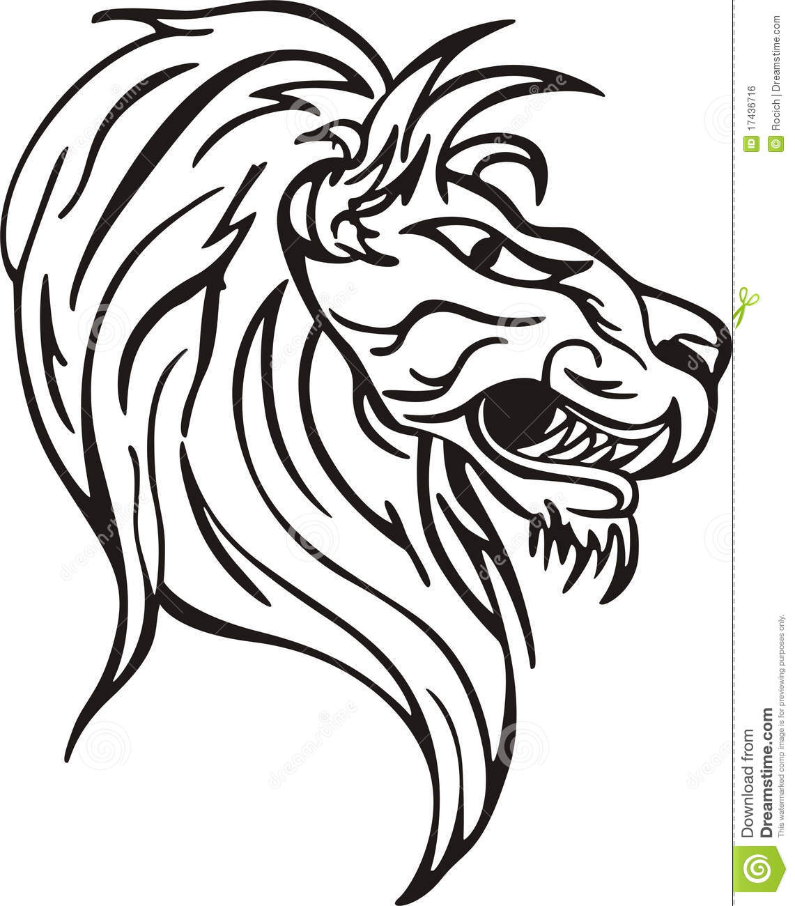 1141x1300 Lion Head Tattoo Drawing Photo