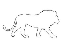 236x182 Animal Outline Drawings Lion Outline Coloring Online Something