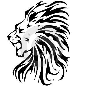 300x300 Lion Tattoo Designliteratura Por Un Tubo