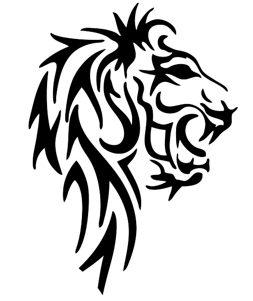 500x596 Top 100 Lion Tattoo Designs For Men