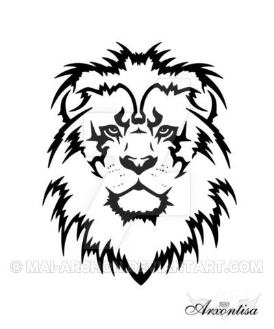 400x481 Liontattoo Explore Liontattoo