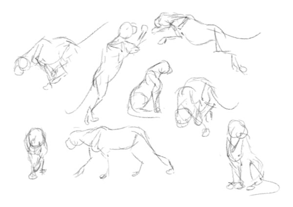 600x424 How To Learn To Draw Stage Three, Visual Database