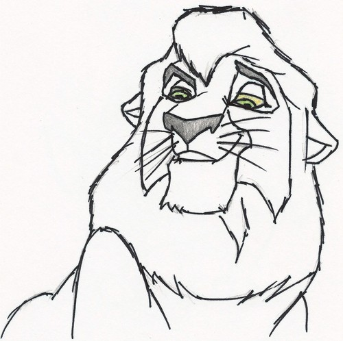 500x498 The Lion King 2simba's Pride Images Kovu Hd Wallpaper