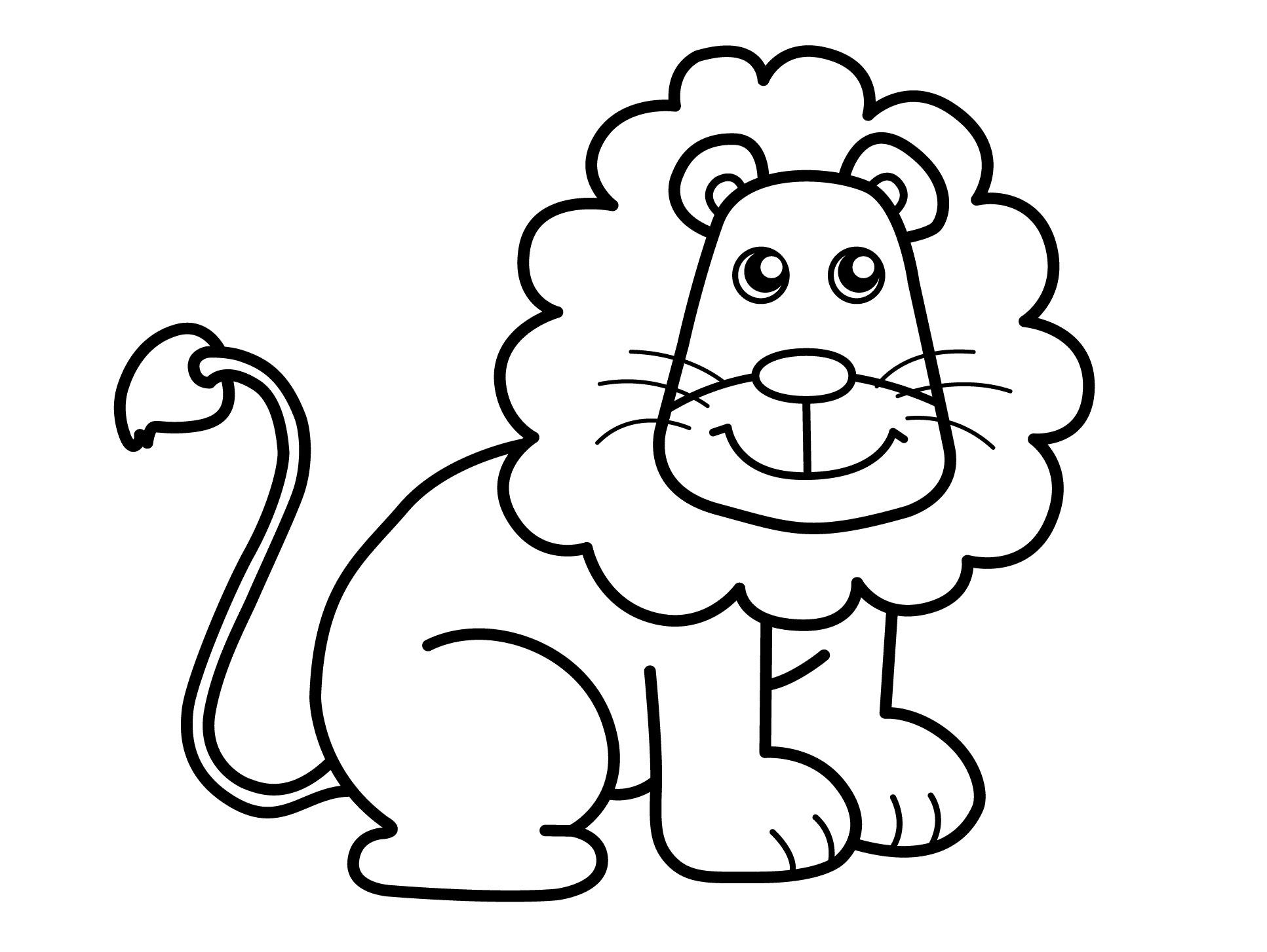 1933x1454 Lion Color