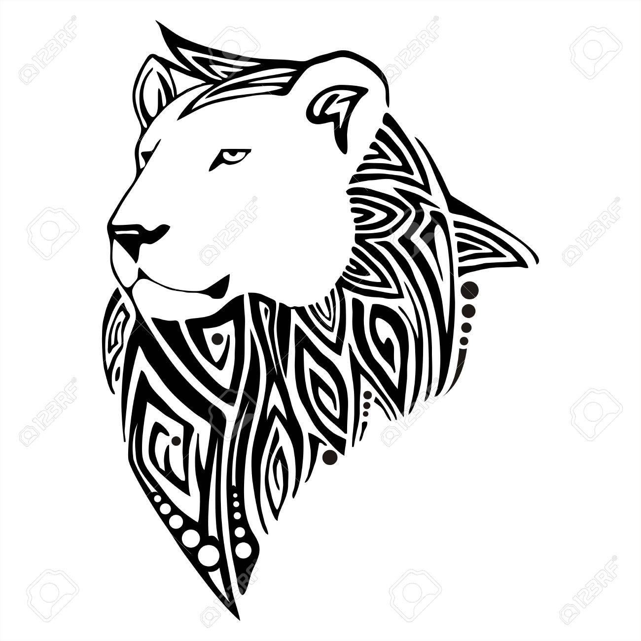 1300x1300 6,757 Lion Face Cliparts, Stock Vector And Royalty Free Lion Face