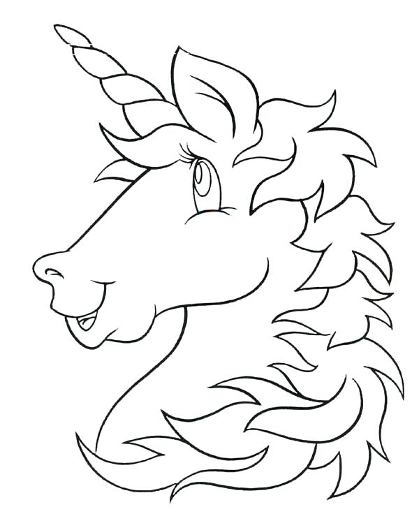 600x759 Head Coloring Page Lion Head Coloring Pages Lion Head Colour Ideal