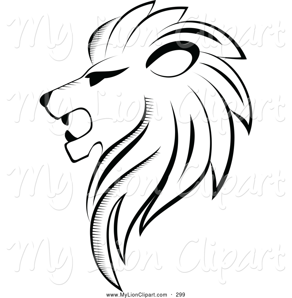 1024x1044 Strong Lion Clipart