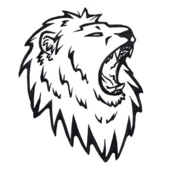 350x350 Bringtvback Tribal Lion Tattoos Ideas Designs