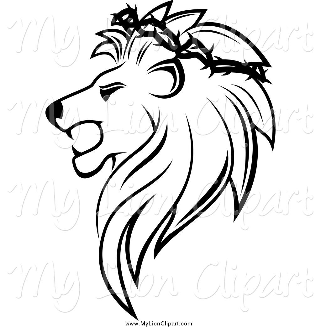 1024x1044 Lion Head